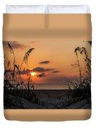 Late Sunrise Duvet Cover