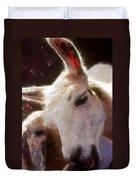 Laughing Llama Duvet Cover