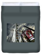 Launch Pad Duvet Cover