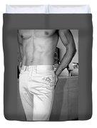 Laundry Mood Palm Springs Duvet Cover