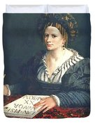 Laura Pisani 1525 Duvet Cover