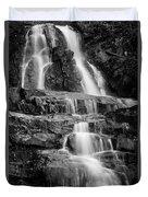 Laurel Falls B And W 2 Duvet Cover
