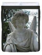 Laurel Grove Angel #1 Duvet Cover