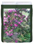 Laurel Mountain Tree Duvet Cover