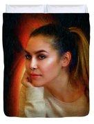 Lauren Luna Duvet Cover