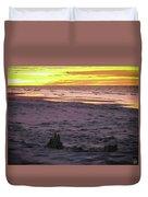Lauren's Sandcastle Duvet Cover