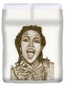 Lauryn Hill Duvet Cover