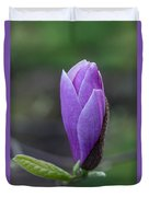 Lavender Blossoms Duvet Cover