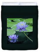 Lavender Enchantment Duvet Cover