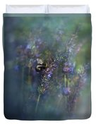 Lavender Field II Duvet Cover