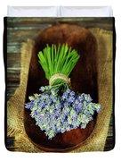 Lavender Flower  Duvet Cover