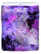 Lavender Gardens Duvet Cover