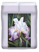 Lavender Light Duvet Cover