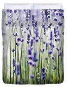 Lavender Patterns Duvet Cover