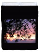 Lavender Sunset Duvet Cover