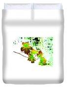 Lavish Leaves 4 Duvet Cover