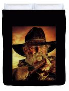 Lawman Duvet Cover