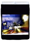 Lax Tunnel Duvet Cover