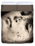 Lay Down With Sins  Duvet Cover
