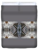 Layers Of Ice #1 - Mount Monadnock Duvet Cover