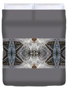 Layers Of Ice #2 - Mount Monadnock Duvet Cover