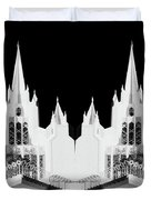 Lds - Twin Towers 1 Duvet Cover