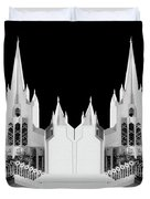 Lds - Twin Towers 2 Duvet Cover