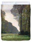 Le Pave De Chailly Duvet Cover
