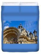 Le Petit Palais Duvet Cover