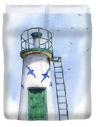 Le Phare Duvet Cover