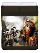 Le Tour De France 06 Duvet Cover