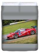 Lead Ferrari Duvet Cover