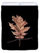 Leaf 22 Duvet Cover