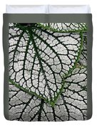Leaf Abstract 19 Duvet Cover