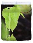 Leaf Drop Duvet Cover
