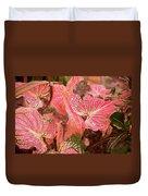 Leaf Of Color Duvet Cover