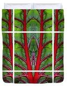 Leaf Of Life Duvet Cover