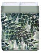 Leaf Patterns Duvet Cover
