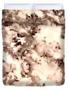 Leaf Stains Duvet Cover