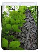 Leafy Ladder Duvet Cover