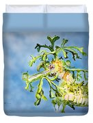 Leafy Sea Dragon Duvet Cover by Tanya L Haynes - Printscapes
