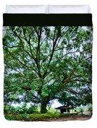 Leafy Tree Duvet Cover