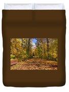 Leavenworth Waterfront Park Duvet Cover