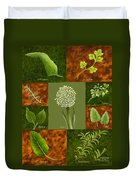 Leaves #2 Duvet Cover