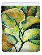 Leaves2 Duvet Cover