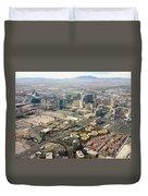 Leaving Las Vegas 3 Duvet Cover