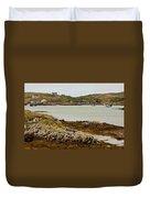 Ledaig Harbour Duvet Cover