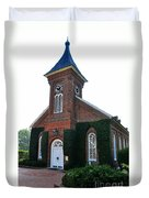 Lee Chapel Duvet Cover