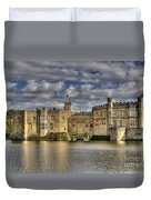 Leeds Castle Duvet Cover