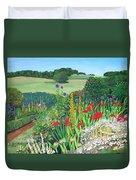 Leeds Garden Duvet Cover
